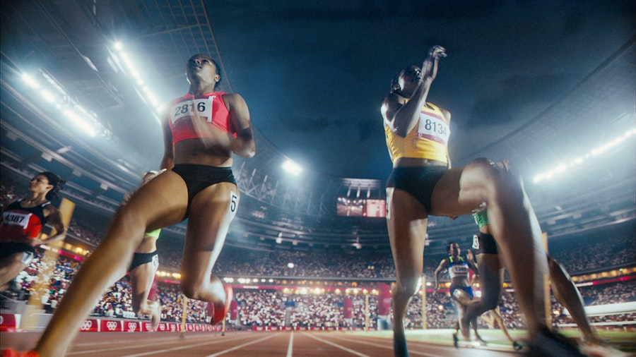 Samsung - Be There (Olympic Advert)