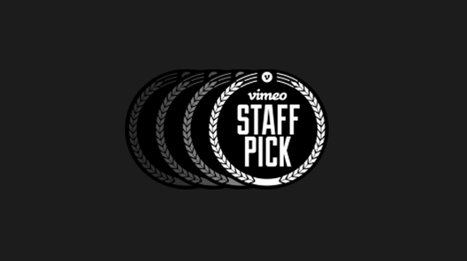 Foals gets Vimeo Staff Picked. That makes its 4 in a row...  2