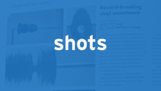 Benga featured in this months Shots Magazine 1