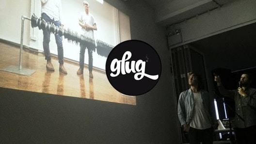 We were asked to talk at Glug down in Brighton last Friday 1