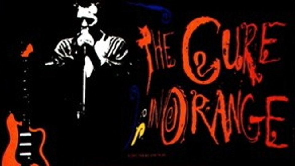 """""""The Cure in Orange"""" live concert, 1987"""