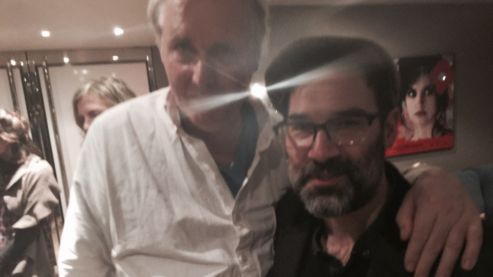 """Adam Buxton podcast No. 59 """"Music Video Tales with Tim Pope"""""""