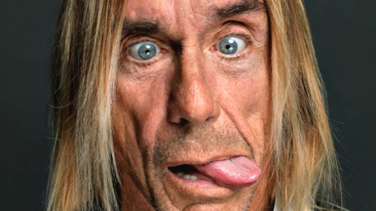 IGGY POP BBC RADIO 6 (19/10/2014)