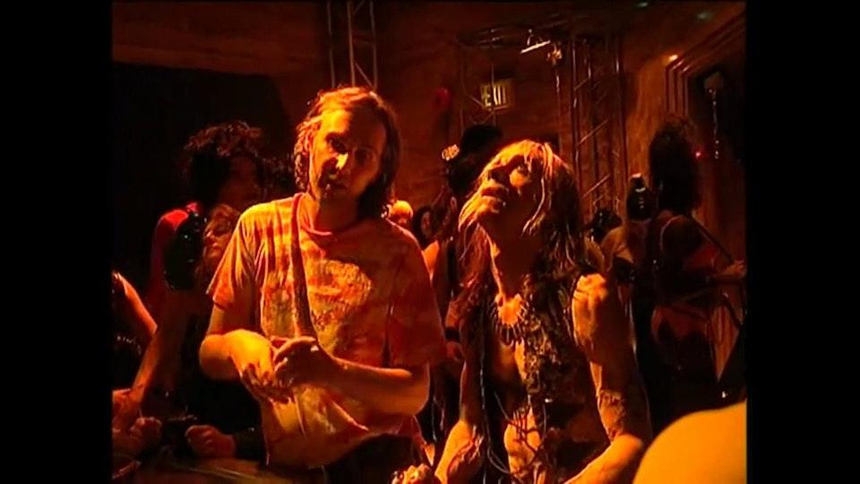 "Iggy Pop ""Kiss My Blood"" live Paris concert film"