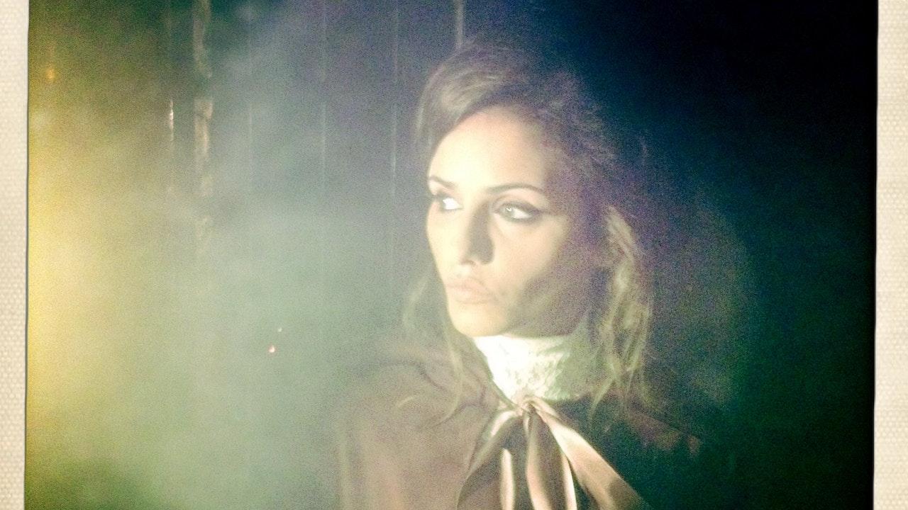 "Agent Provocateur ""Wilhelmina"" with Mónica Cruz -"