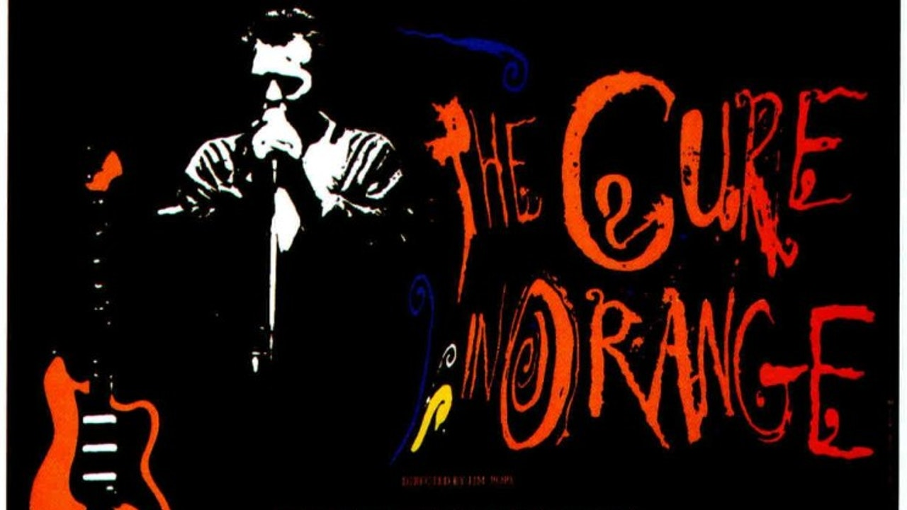 """""""The Cure in Orange"""" live concert, 1987 -"""