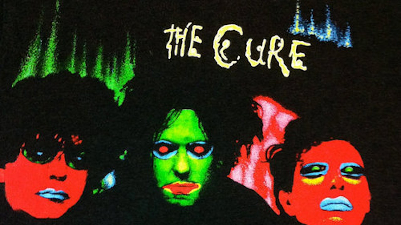 MAKING OF THE CURE'S 'INBETWEEN DAYS' VIDEO -