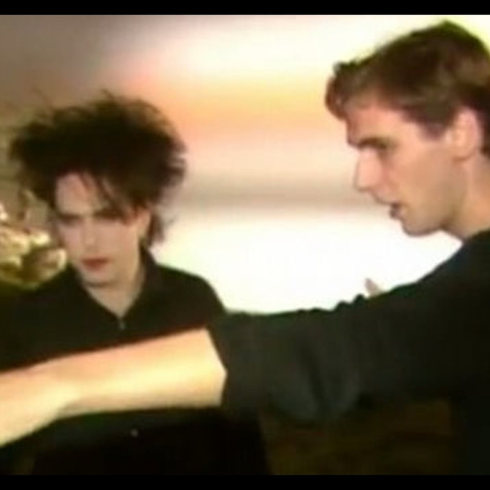 """Making of The Cure videos... - Making of The Cure's """"Just Like Heaven"""" video"""