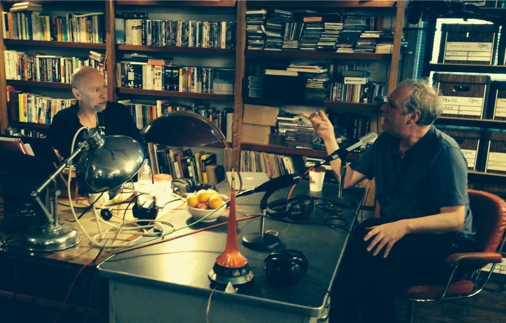 Tim Pope on Radio Cineola radio broadcast
