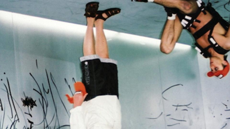 "Fatboy Slim ""Slash Dot Dash"" - The Australian part of the shoot"