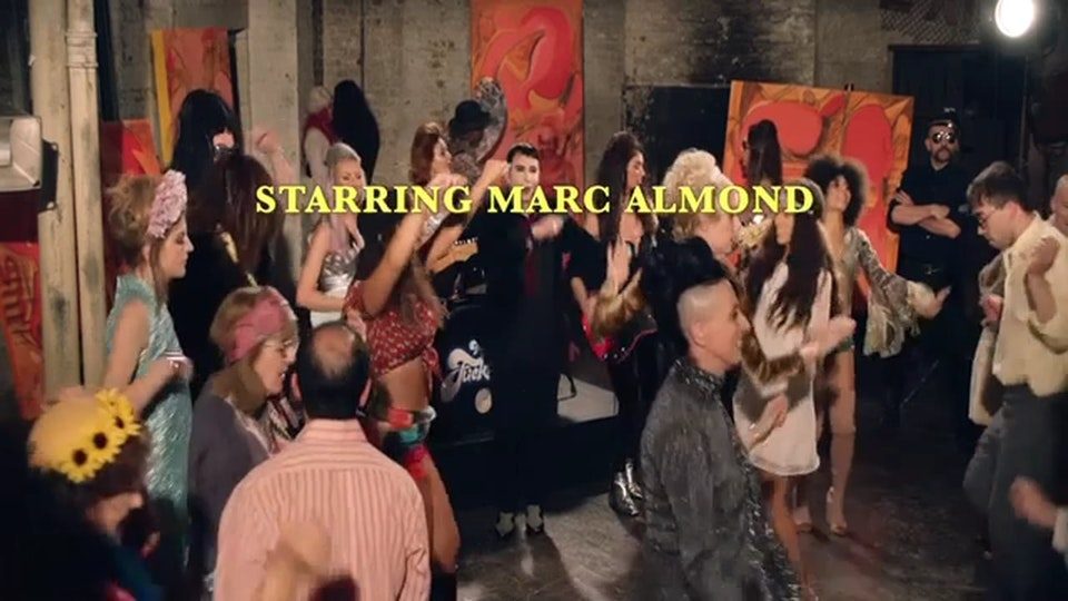 MARC ALMOND  A KIND OF LOVE
