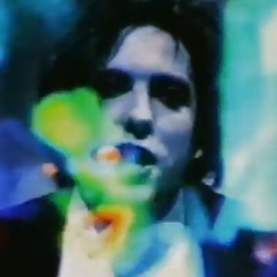 """Making of The Cure videos... - Making the """"Inbetween Days"""" video"""