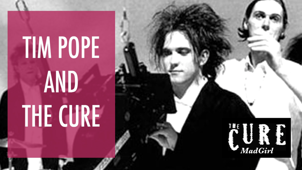 Making of The Cure videos...