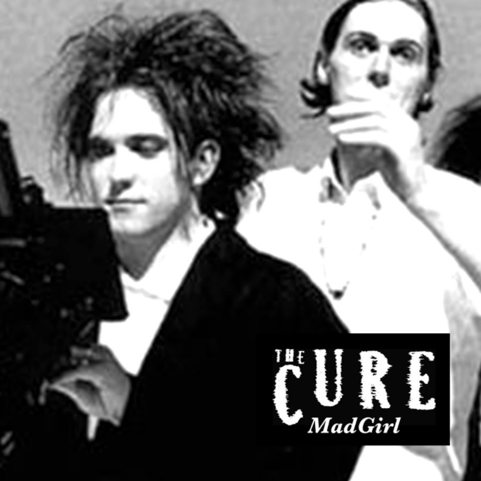 TIM POPE DIRECTOR HOME - Making of The Cure videos...