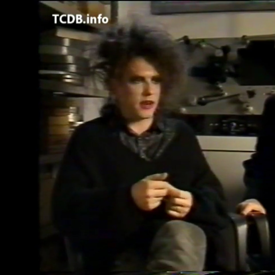 Making of The Cure videos... - Robert Smith/Tim Pope interview (1991)