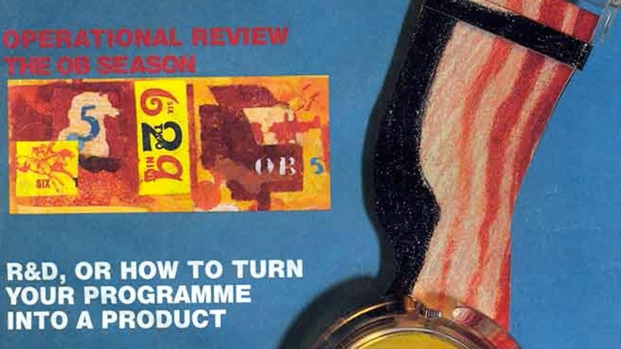 TELEVISUAL 'PHONE' ARTICLE/MAY, 1992