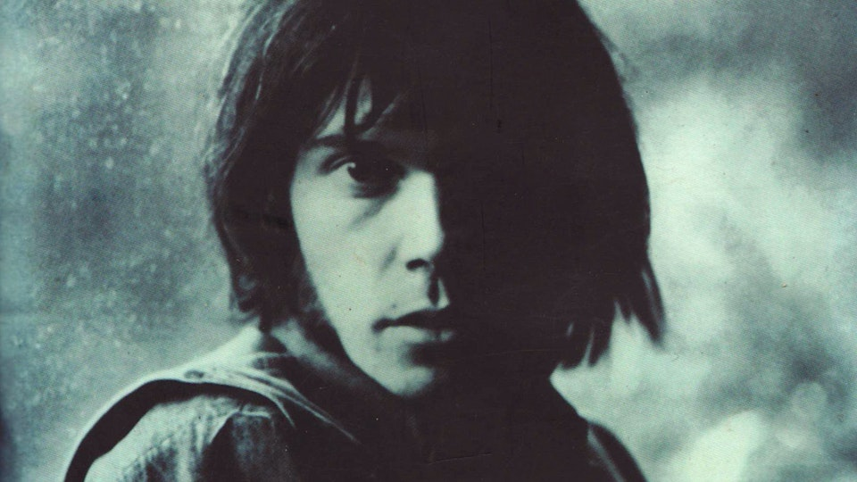 NEIL YOUNG WONDERIN' -