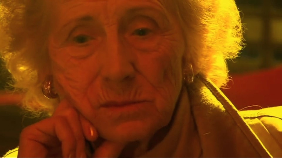 """The The films across four decades... - The The """"Pillar Box Red"""" (2002)"""
