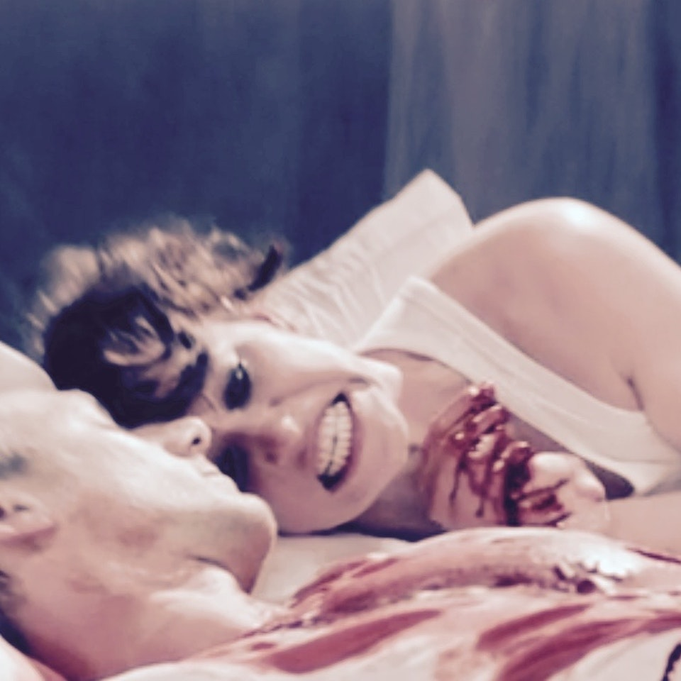 "TIM POPE DIRECTOR HOME - Amanda Palmer ""Killing Type"""