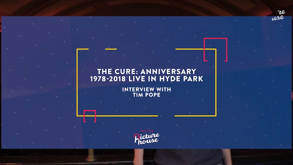 "The Cure's ""Anniversary"" live in Hyde Park, London"