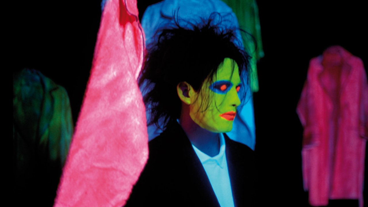 THE CURE INBETWEEN DAYS -