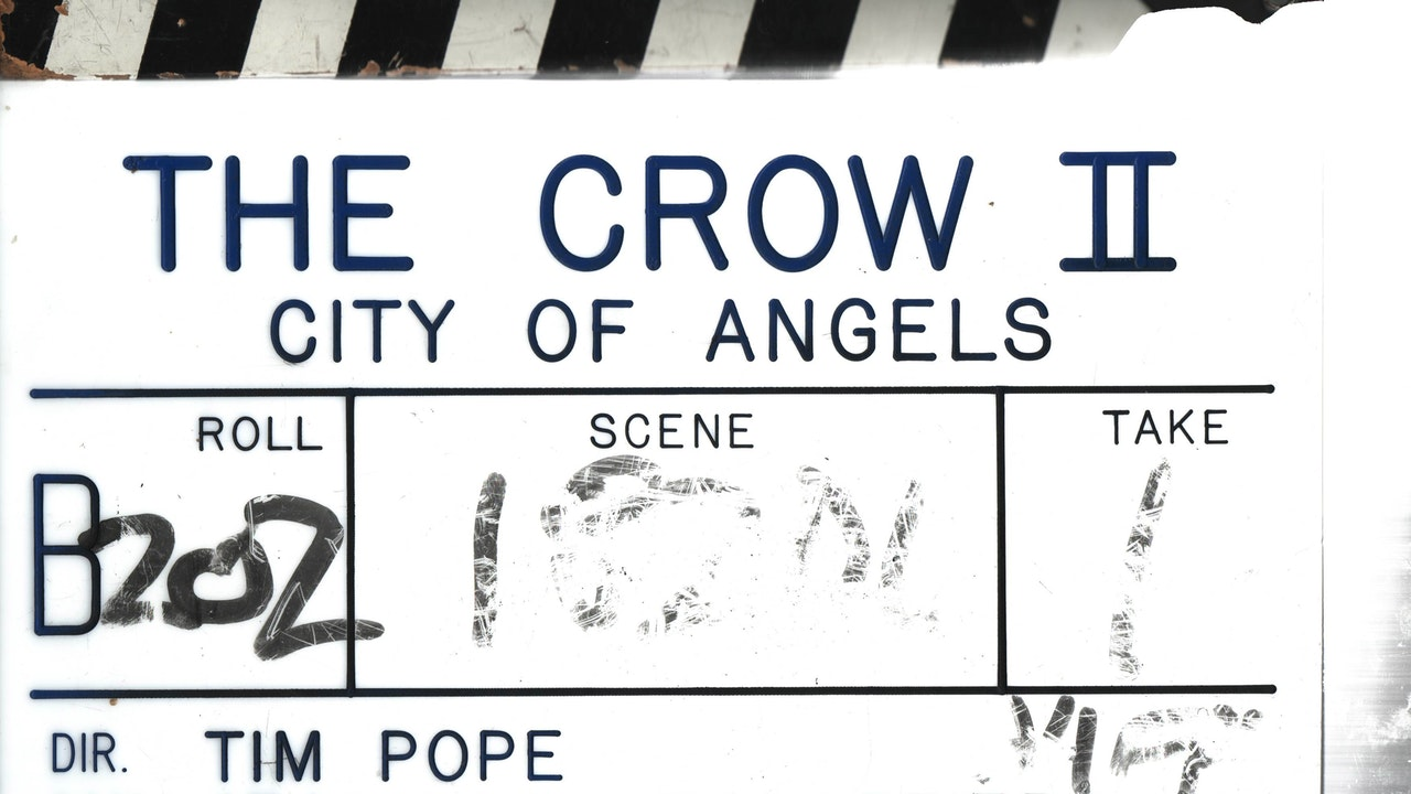 MAKING OF 'THE CROW 2' MOVIE