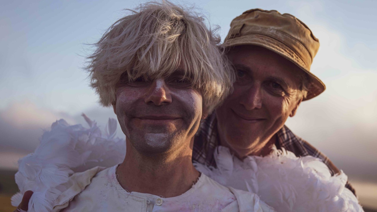"""Tim Burgess """"Ascent of the Ascended"""" (coming Oct 21) -"""
