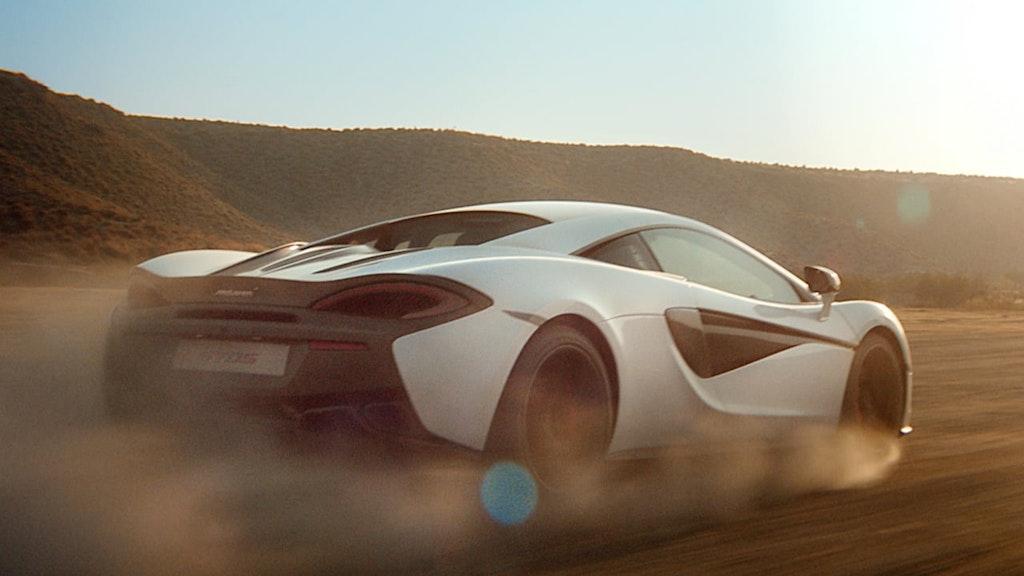 McLaren 'New Ground'