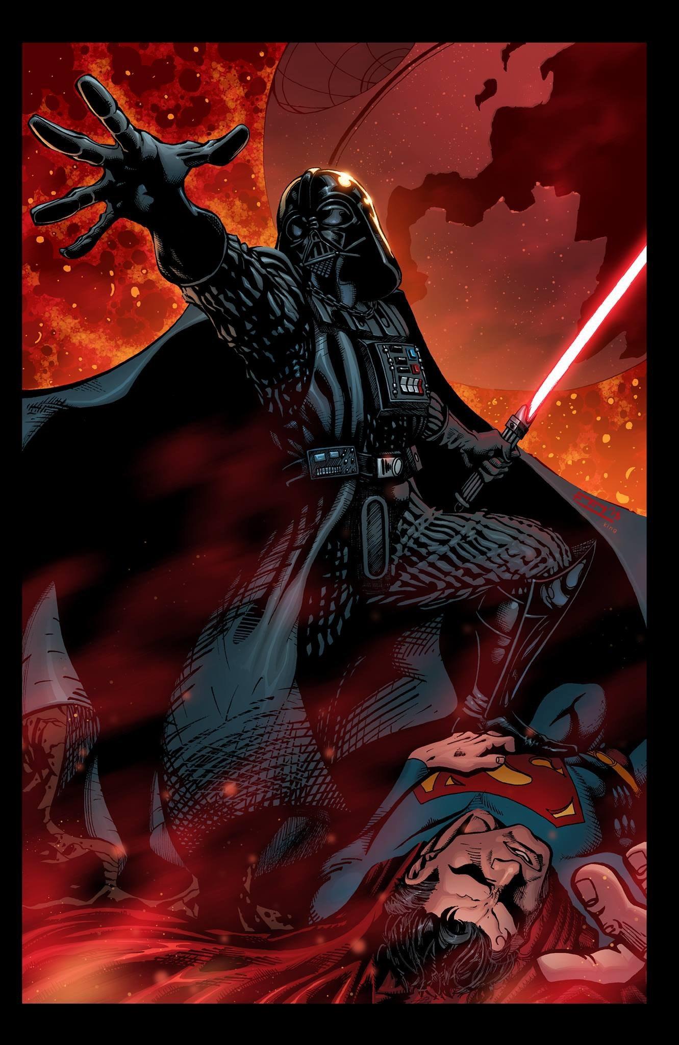 Vader V Superman