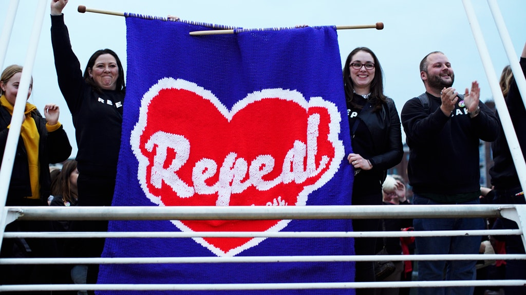 Repealed the 8th
