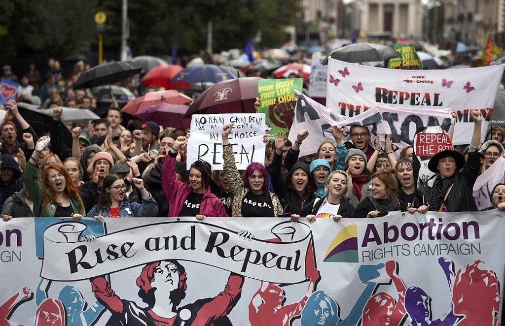 Under Irish law, a woman who seeks an abortion after rape can face a longer prison sentence than her rapist – but this could be about to change