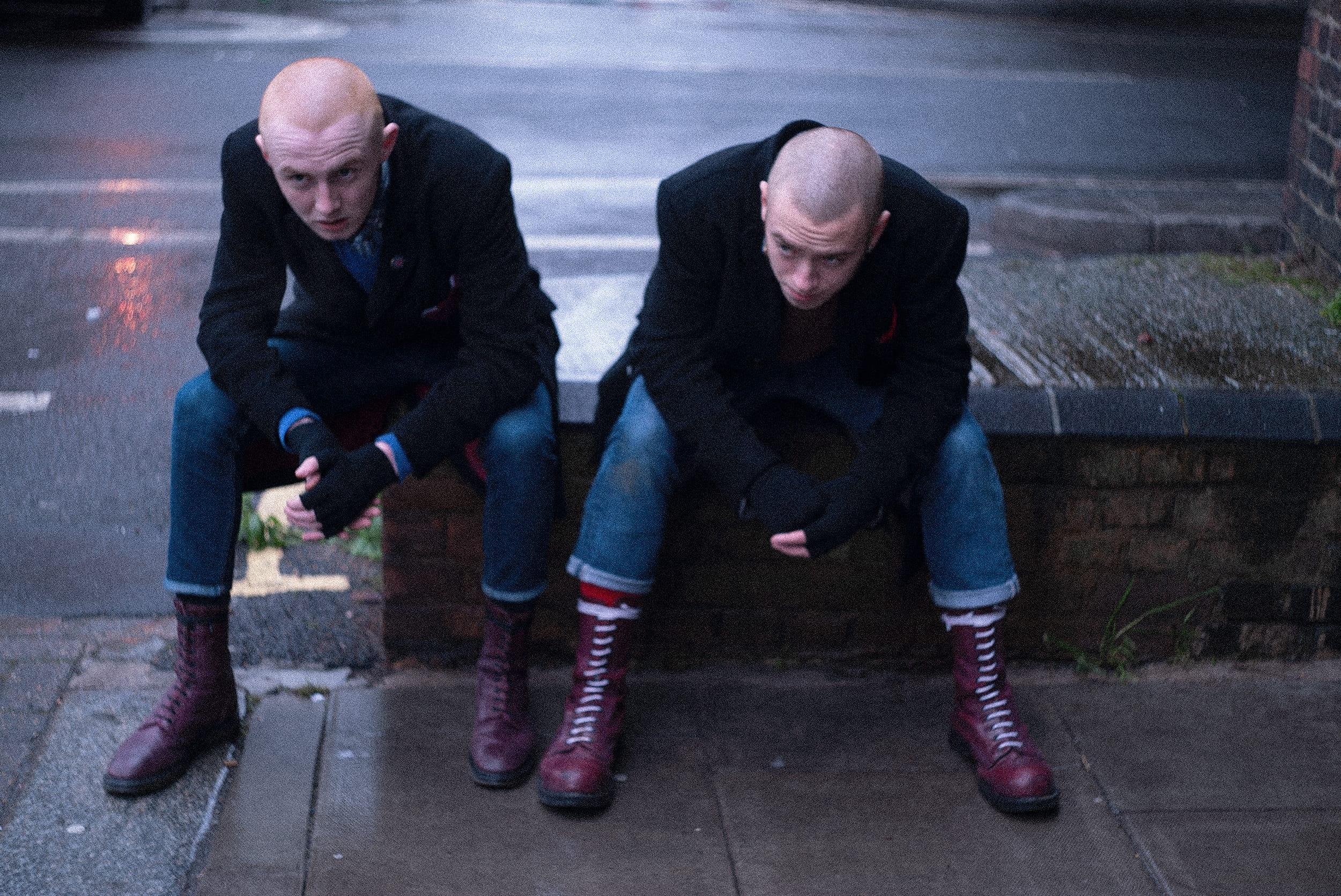 LEZ CREATIVE - Romance of a Skinhead 07