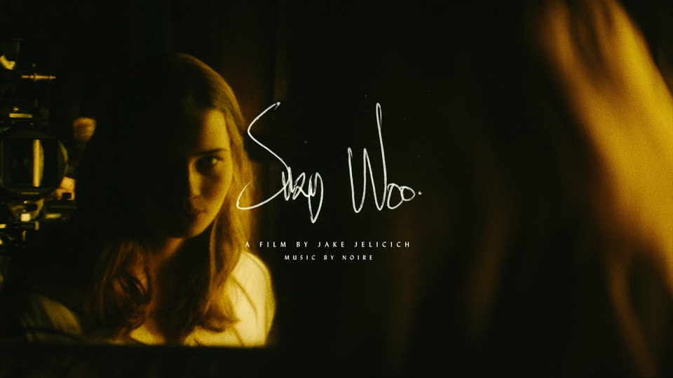 LEZ CREATIVE - SUZY WOO a film by Jake Jelicich | Music by NOIRE