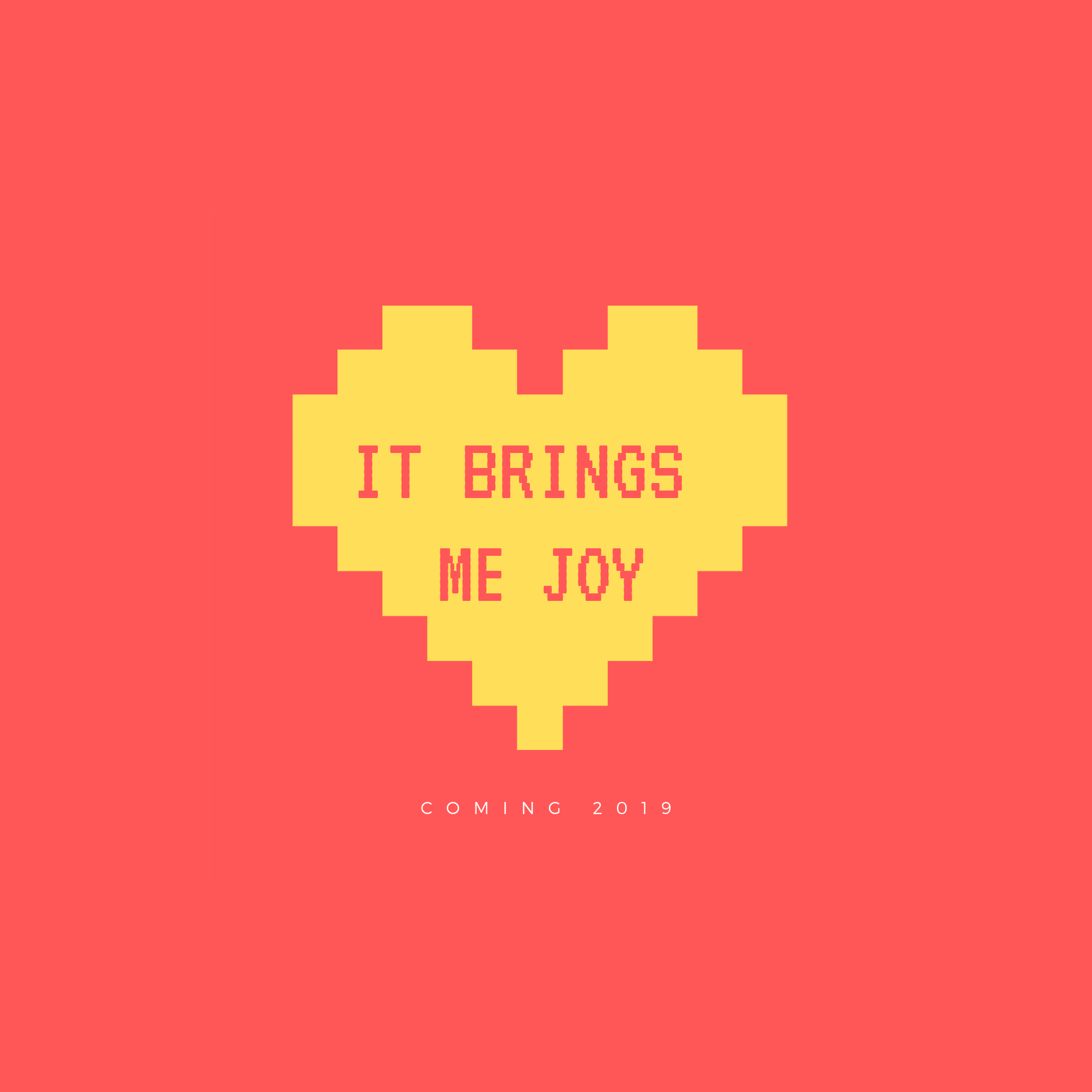 It Brings Me Joy podcast cover