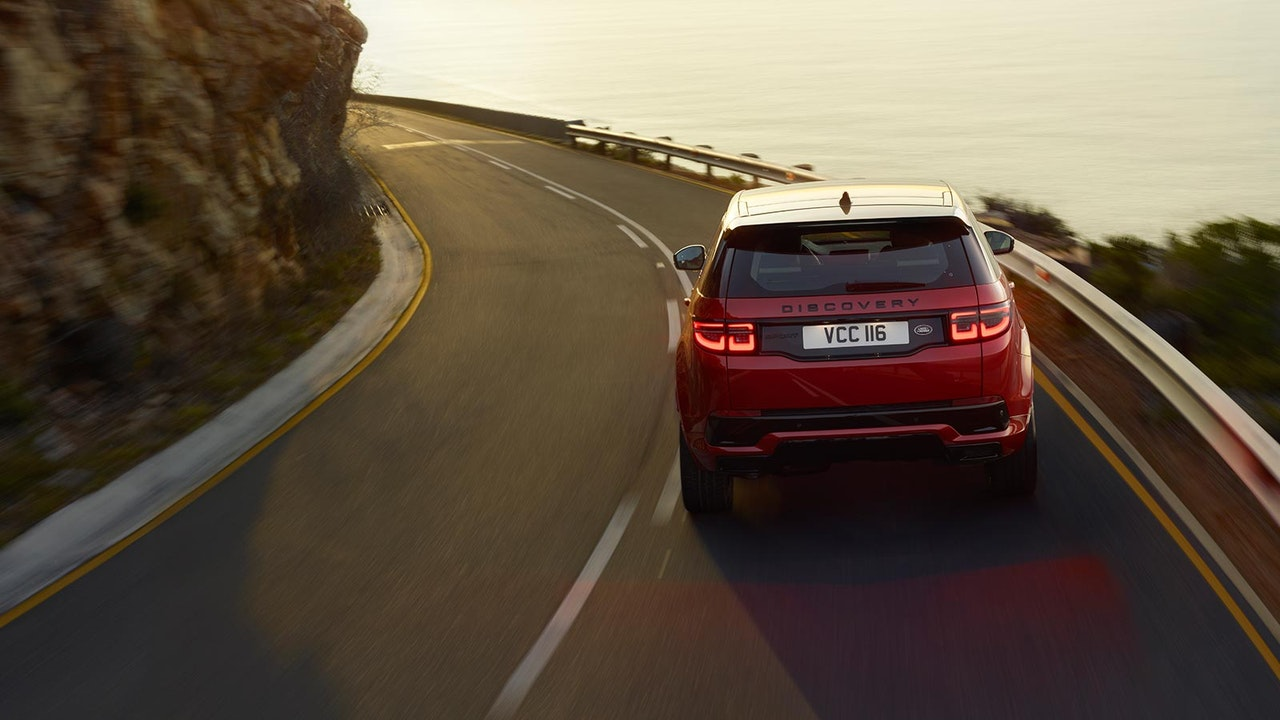 DISCOVERY SPORT 20MY