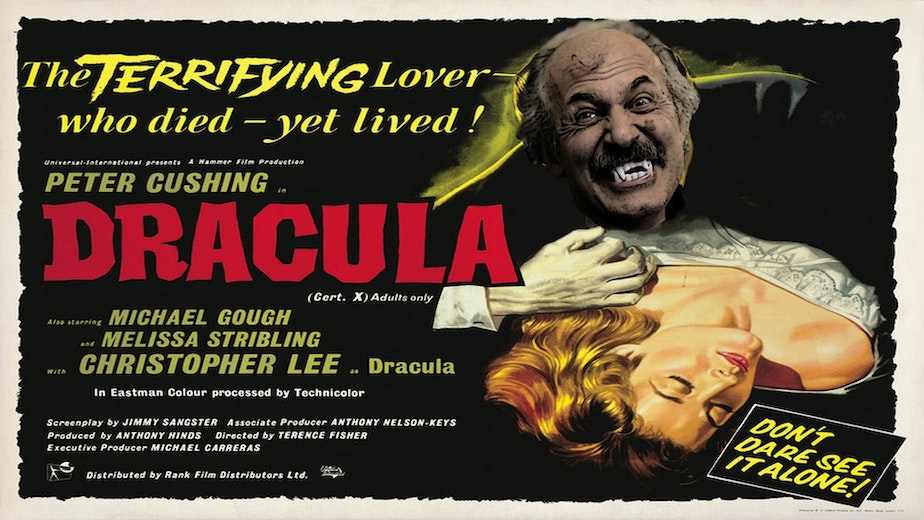 Dracula Umit-poster