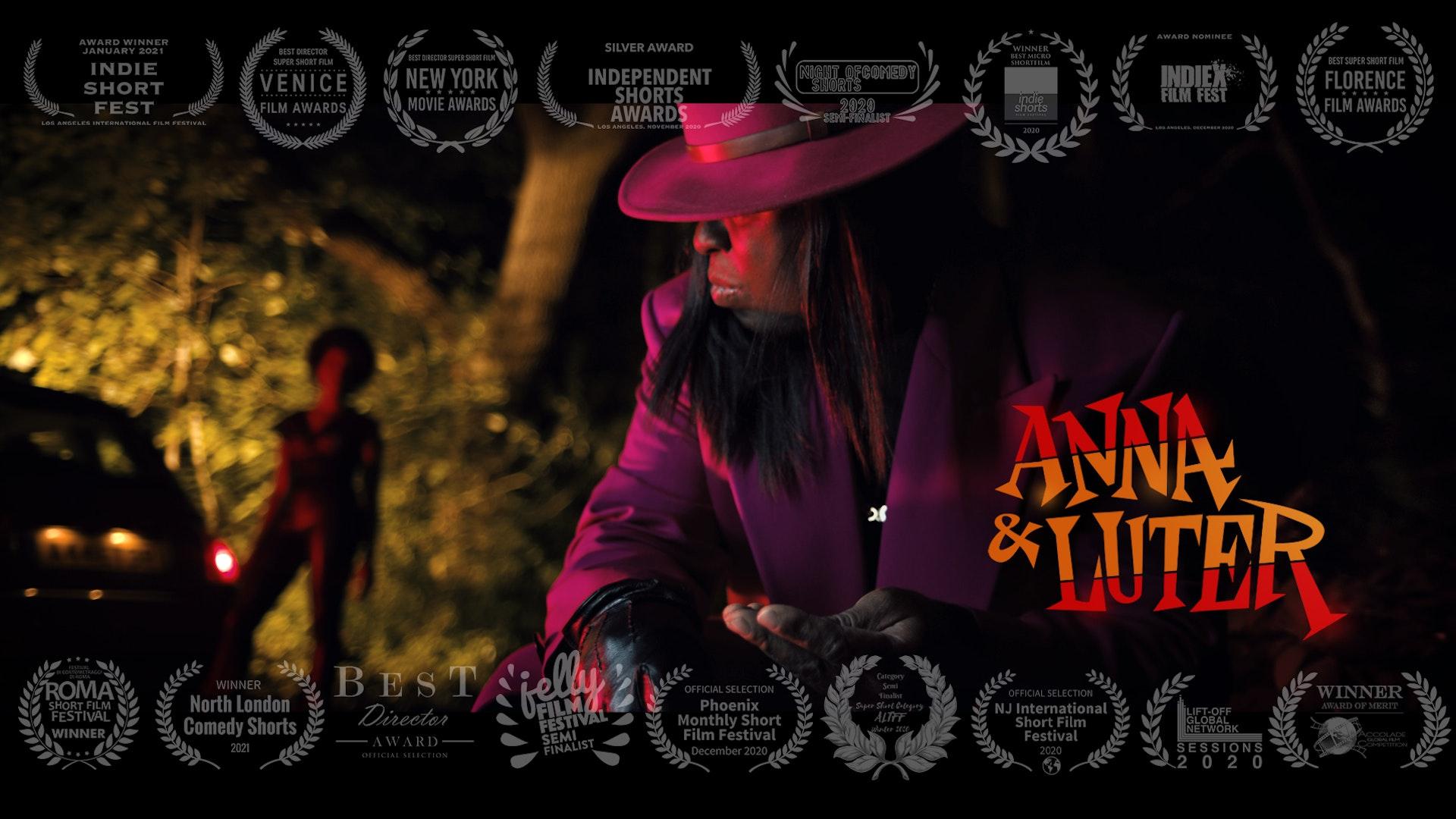 Anna & Luter