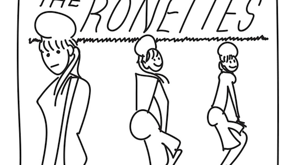 Line Art Album covers