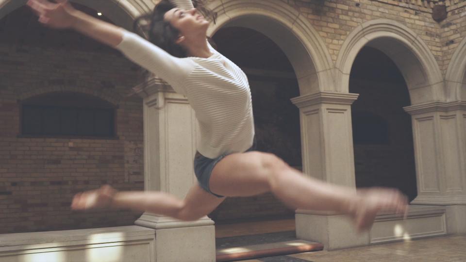 Road to Santiago - dance film