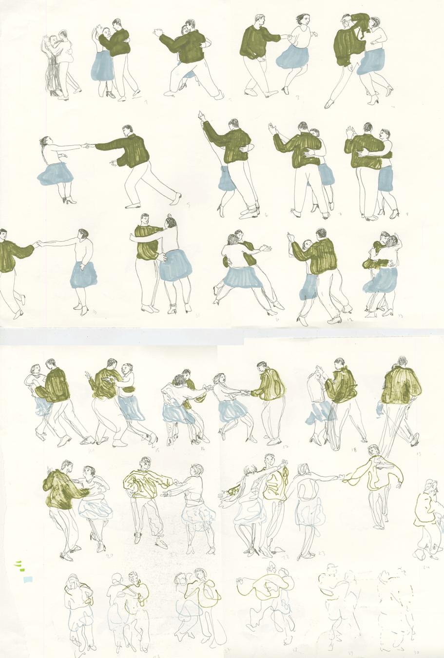 Tanz Sketch