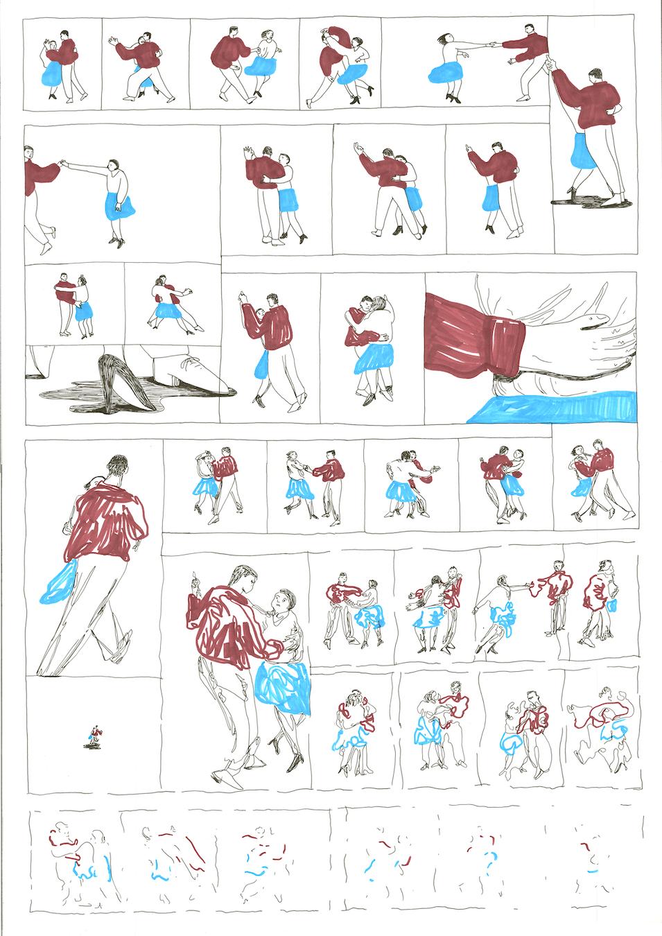 Tanz Comic