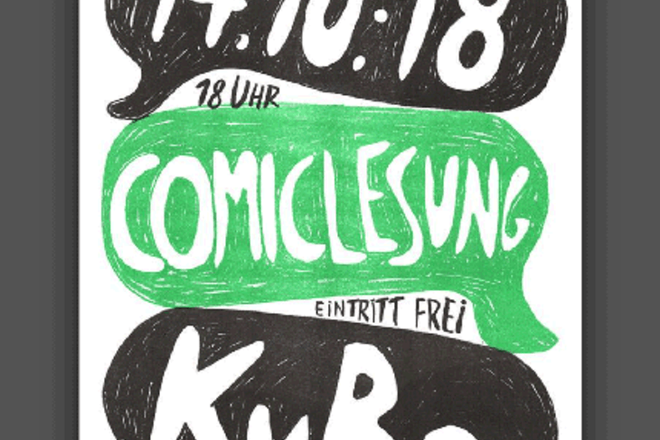 Comic Readings -