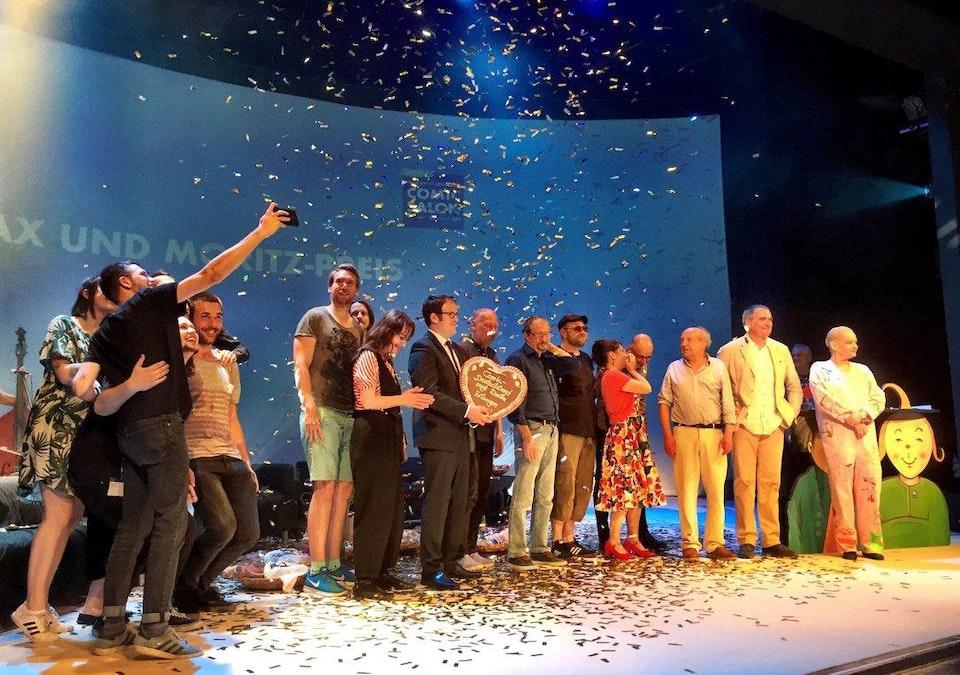 Winner of Max and Moritz Preis 2018