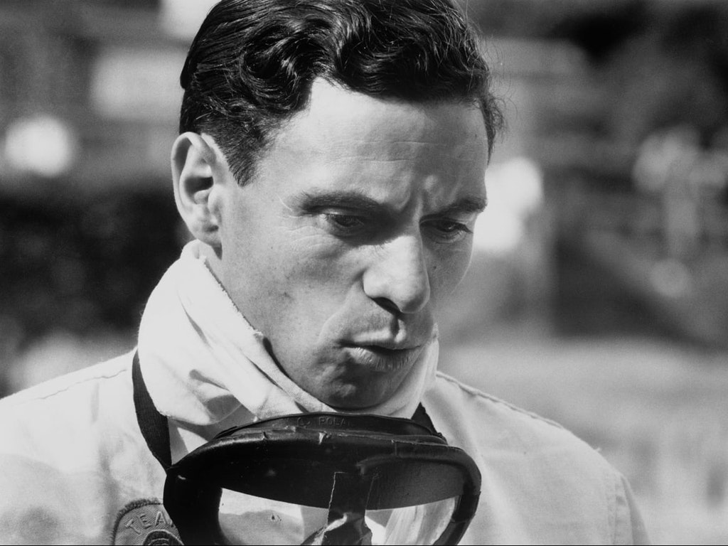 The Grand Tour: Jim Clark