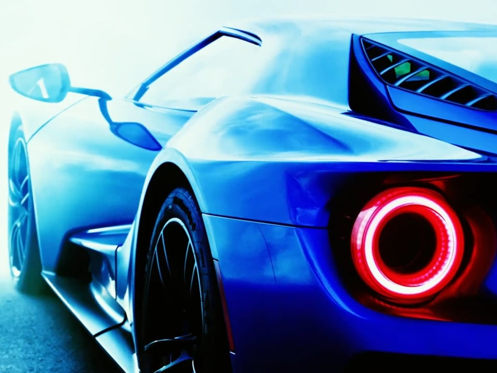 The Grand Tour: Ford GT