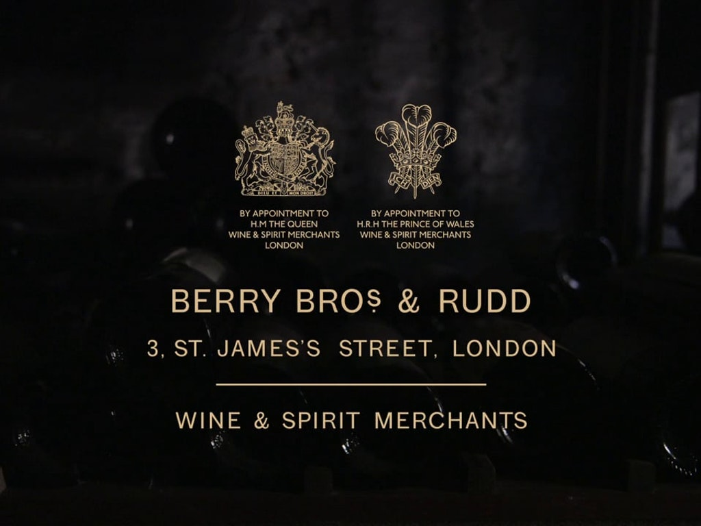 BERRY BROS. & RUDD WHITE SELECTION