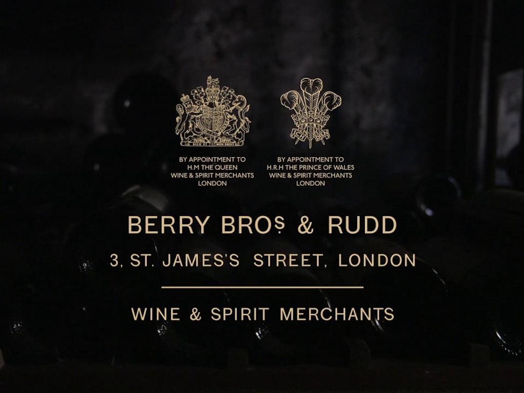 BERRY BROS. & RUDD WHITE SELECTION
