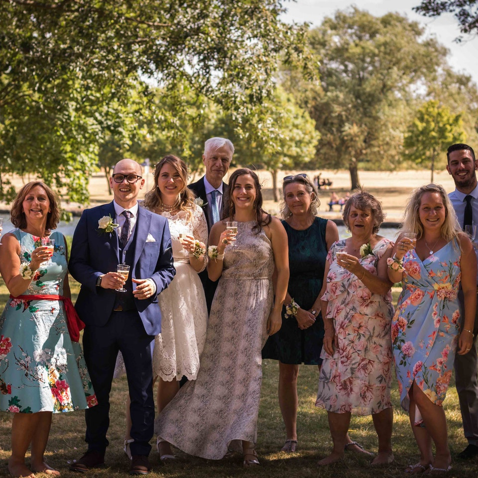 Sam Grundy - AMY + BEN'S WEDDING