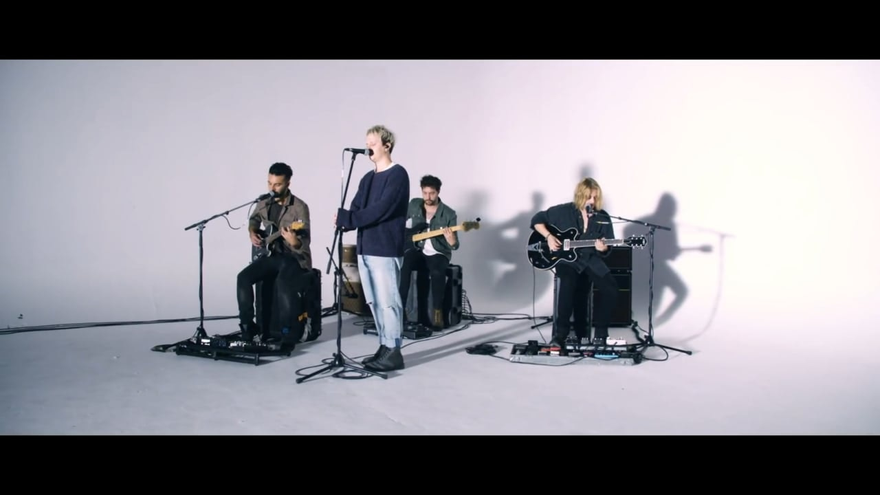 Nothing But Thieves 'Sorry' | Live Session