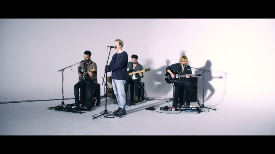 Nothing But Thieves 'Sorry'   Live Session